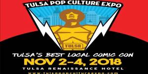 Tulsa Pop Culture Expo 2018