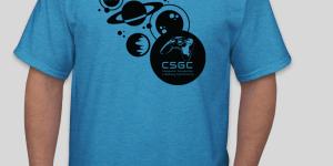 2019 CSGC T-Shirt Front