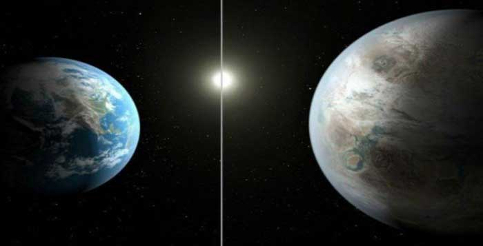 NASA Just Discovered The Most Earth Like Planet Known To