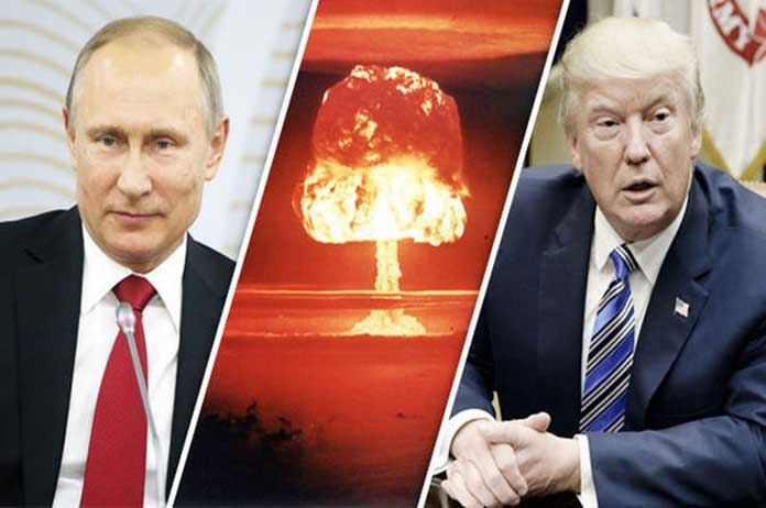 Vladimir Putin Warns NO ONE Would Survive Nuclear War Between Russia and US