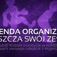 Legenda Organizacji noMERCY opuszcza swój zespół!