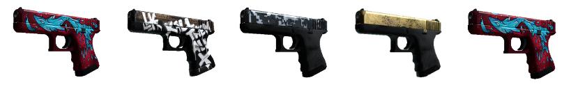 csgo glock skins