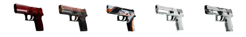 csgo p250 skins