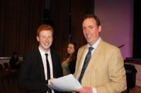 Overall Winner Matt Langdon