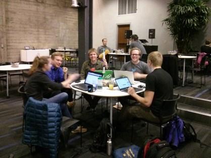 CS Hackathon at Twitter - Ready