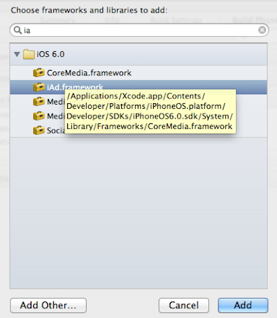 How To Implement Iad In Iphone