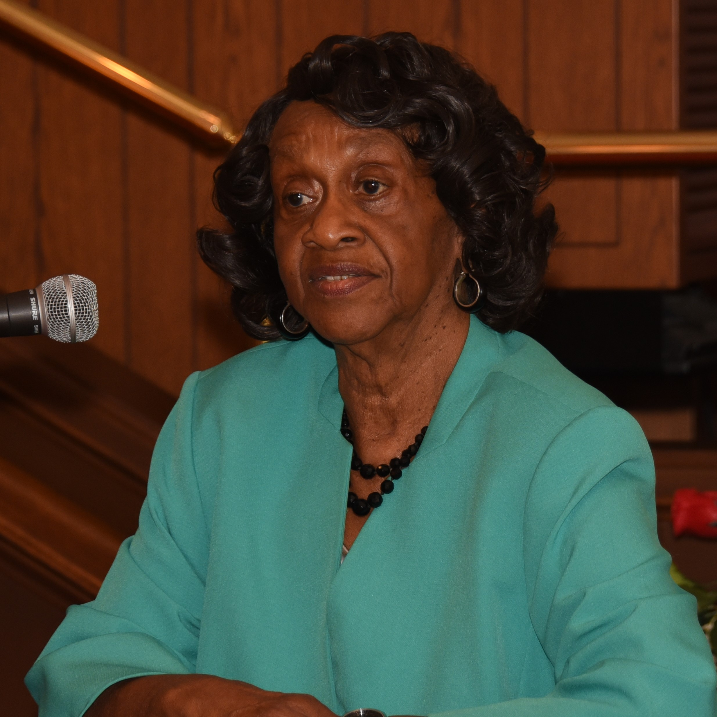 Dr. Beatrice Thompson