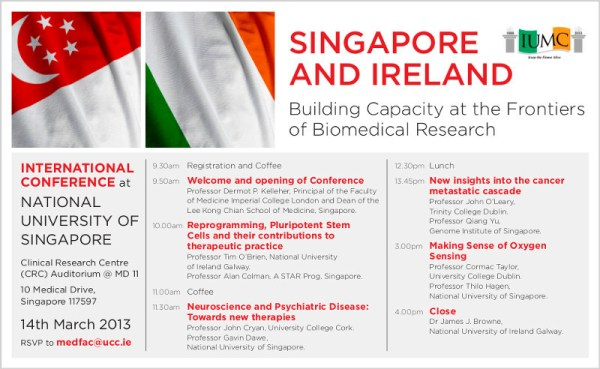 Upcoming Events - Cancer Science Institute of Singapore (CSI)