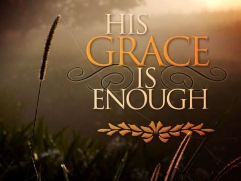 grace-is-enough