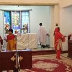 Offertory by Mrs. Saramma George and Mrs. Mini Shaji
