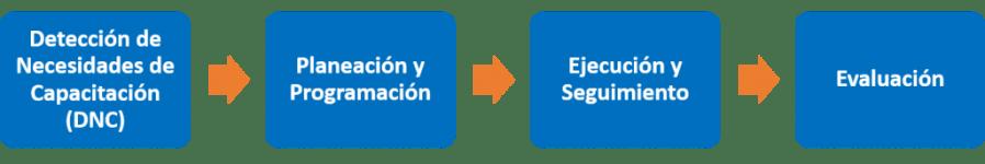 Proceso de la Administración de la Capacitación