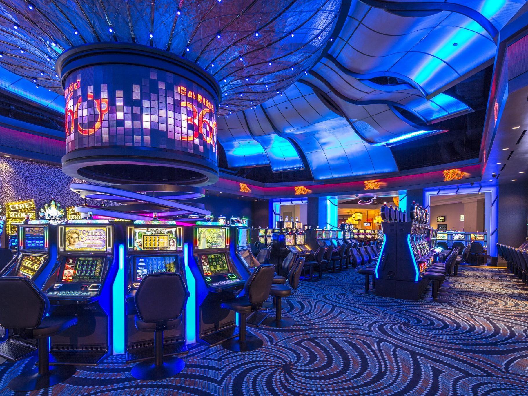S&S Casino Tours