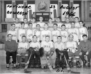 Az 1966-os román válogatott