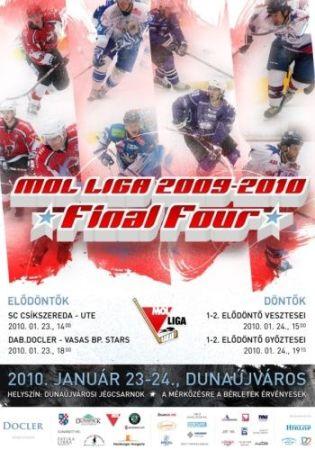 MOL liga 2010 döntő torna