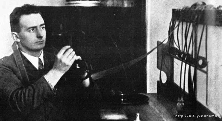 Dziga Vertov (1896 - 1954)
