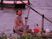 The Mekong Delta region of Vietnam is already experiencing climate change impacts of increased inundation.