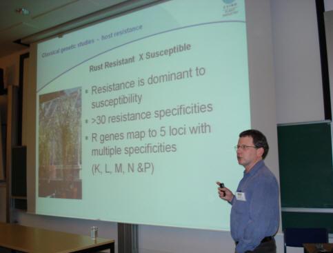 Jeff Ellis discussing rust resistance