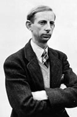 Doug Waterhouse in the 1940s