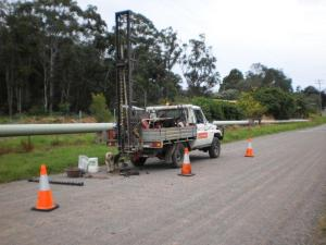 CSI Soil Testing Sunshine Coast CBR Sampling