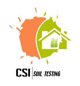 CSI Soil Testing Sunshine Coast Logo