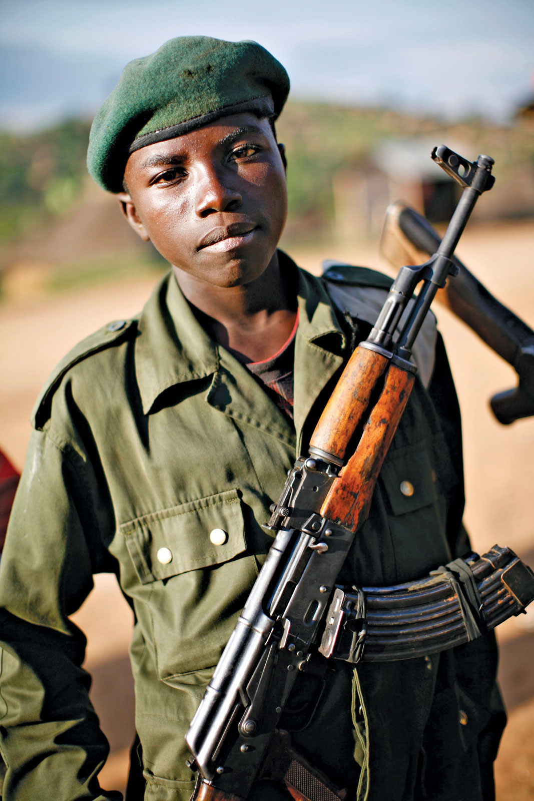 Quick Essay (4): Child Soldiers | A History Blog
