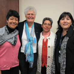 Latin American Sisters collaborate at the United Nations