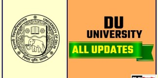 DU Result Time Table Admit Card Admission