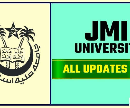 JMI University Result Time Table Admit Card Admission