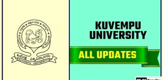 Kuvempu University Result Time Table Admit Card Admission