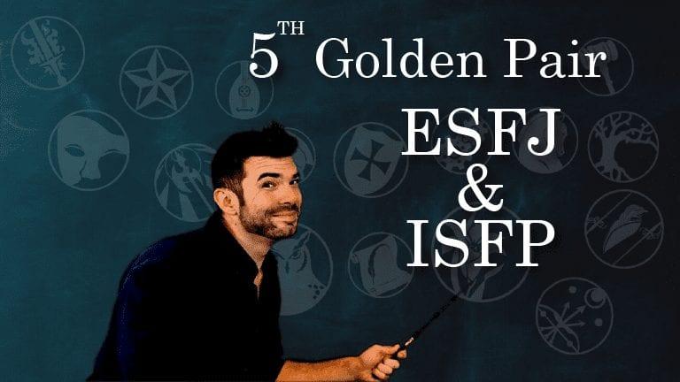 Golden Pair: ESFJ