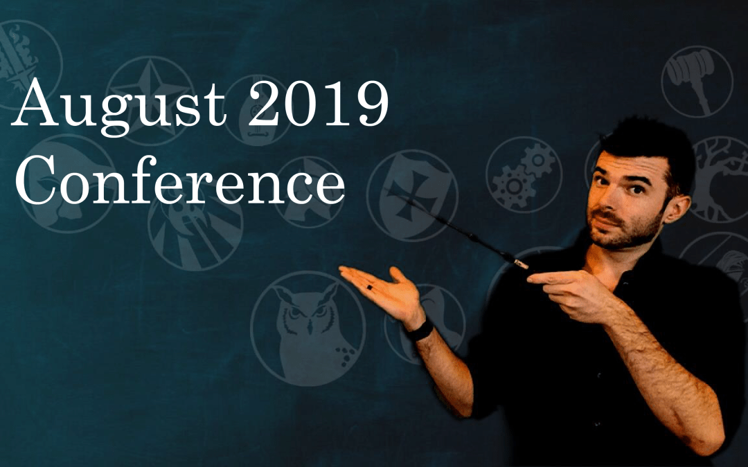 Aug 2019 How to use the Type Grid | The Cutting Edge with CSJ