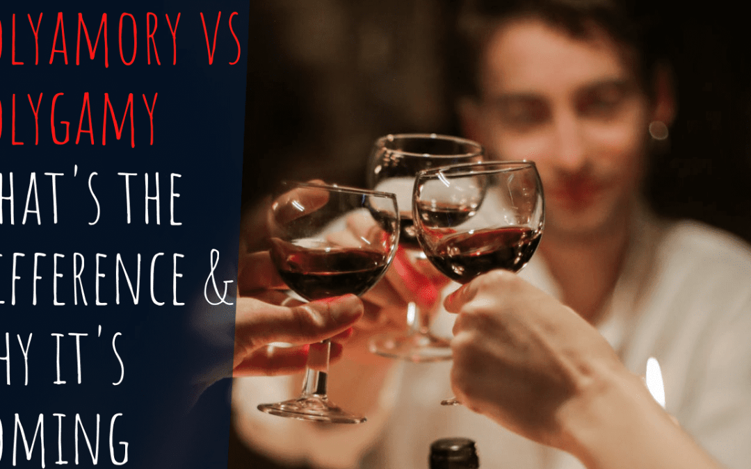 Polyamory vs Polygamy What's the Difference and why it's coming | Jungian Sexuality | CS Joseph