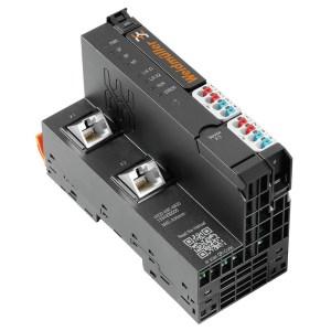 Remote I/O fieldbus coupler, IP20, Ethernet, Modbus/TCP