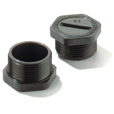 Ex sealing plugs (plastic), M 40, 15 mm, Polyamide