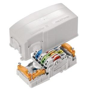 POWER TERM ENERGY DISTRIBUTOR IP30 PC 2.5MM2-6MM2