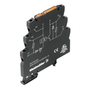 RELAY, SOLD STATE, MICROOPTO MOS 24 V DC/12-300VDC 1A