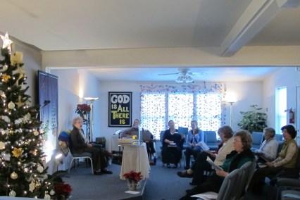 Center for Spiritual Living Anacortes - Celebration Service - Dec. 15th, 2013
