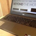 徹底評価レビュー:DELLノートパソコン『Inspiron 15 5000 (5567)』Core™ i7+SSDモデル
