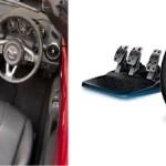 実車のMT操作(マニュアル)の練習はレースゲームのハンコンで出来る時代
