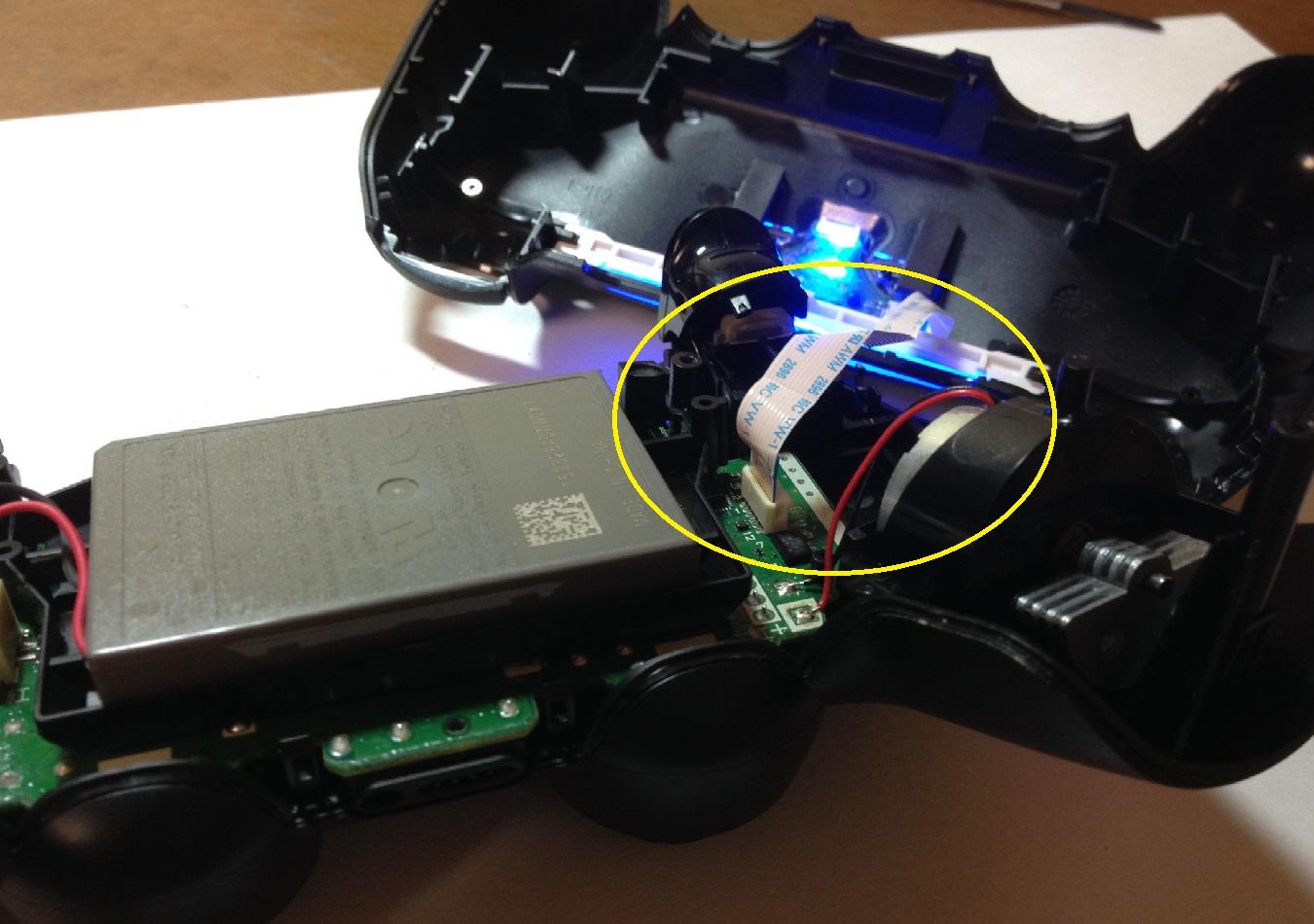 Ps4コントローラーの 背面ライト が赤や緑に色が変わるorライトが消えた場合のトラブル対処方法