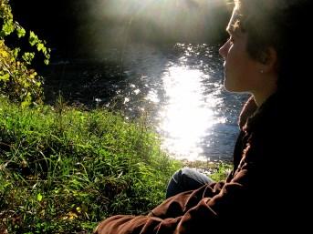 meditatorWater