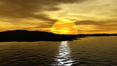 Illumination is the Light of Creation
