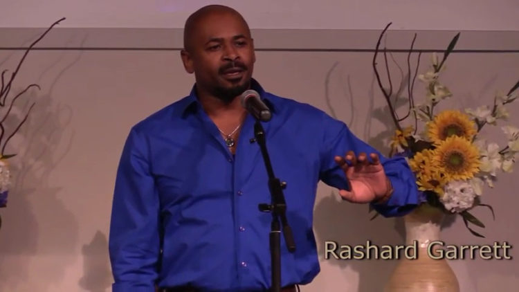 Rashard Garrett – Much More (Spoken Word)