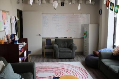 Peak Room Area CSLDallas Center For Spiritual Living