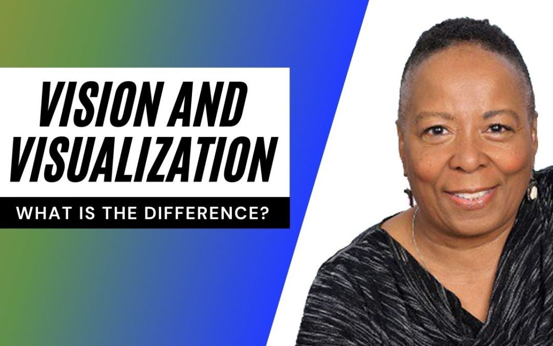 Visioning Versus Visualization – with Tracy Brown