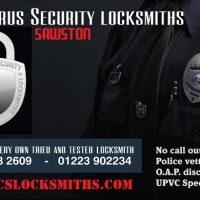 Sawston based locksmith
