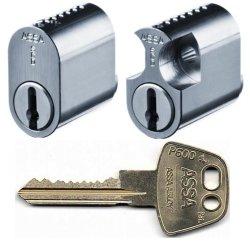 scandinavian cylinder lock