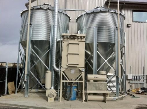 10B Brewery Malt Handling