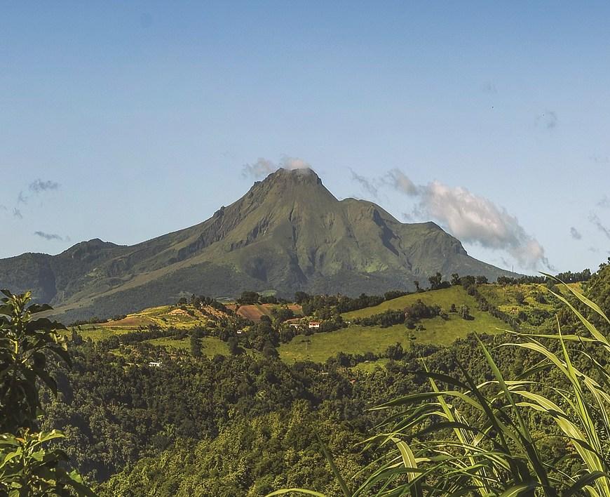 Montagne Pelée, dans la candidature de la Martinique à l'UNESCO