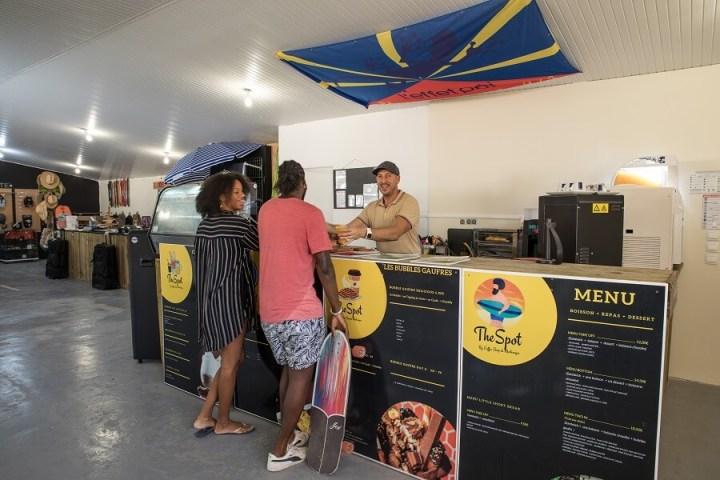 Café The Spot - Trinité - Martinique